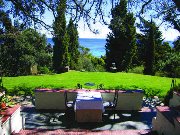 Camps Bay Retreat - Patio