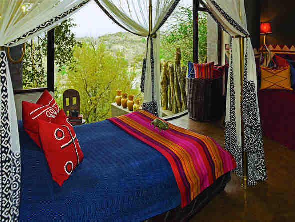 Singita Pamushana Lodge - bedroom 1