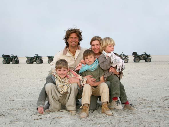 Camp Kalahari 1