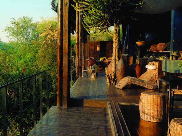 Singita Ebony & Sweni Luxury Safari