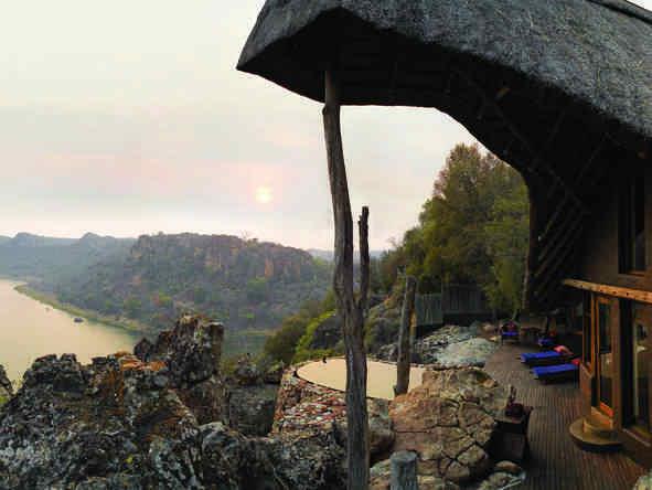 Singita Pamushana Lodge - exterior
