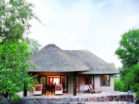 Arathusa Safari lodge - Ultra Suite
