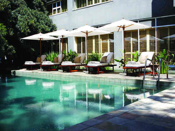 The Saxon Boutique Hotel & Spa - Pool