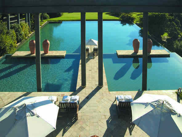 The Saxon Boutique Hotel & Spa - Pool2