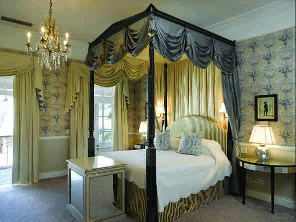 Mount Nelson - Bedroom