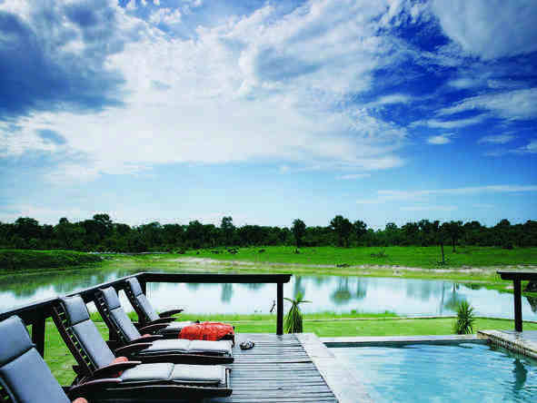 Arathusa Safari lodge - Pool