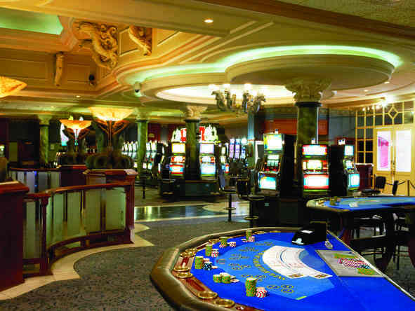 Swakopmund Hotel and Entertainment Centre - Casino