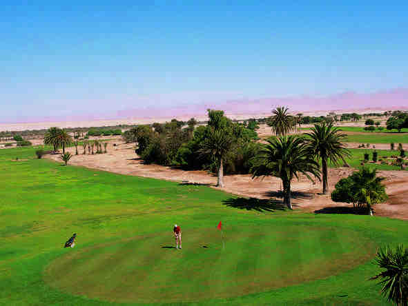 Swakopmund Hotel and Entertainment Centre - Golf