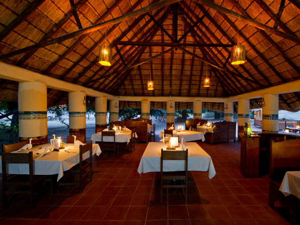 Flatdogs - Dining Area Interior
