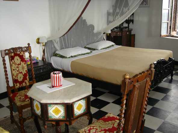 Tembo House - Bedroom