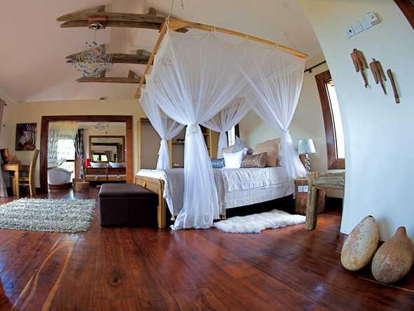 Escarpment Luxury Lodge - Chalet