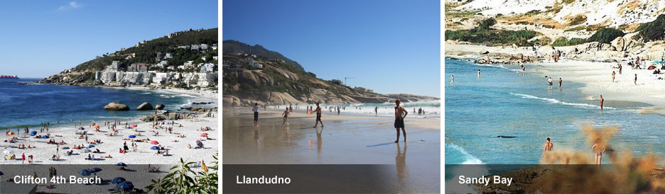 Cape Town's Best Beaches - Clifton, Llandudno & Sandy Bay