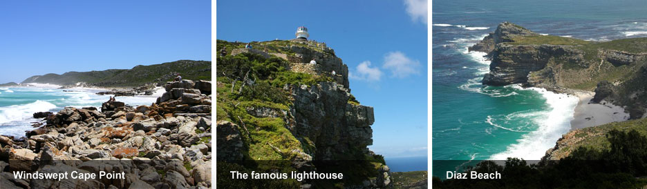 Cape Point - spectacular scenery