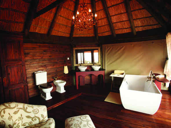 Soroi Serengeti Lodge - bathroom 2