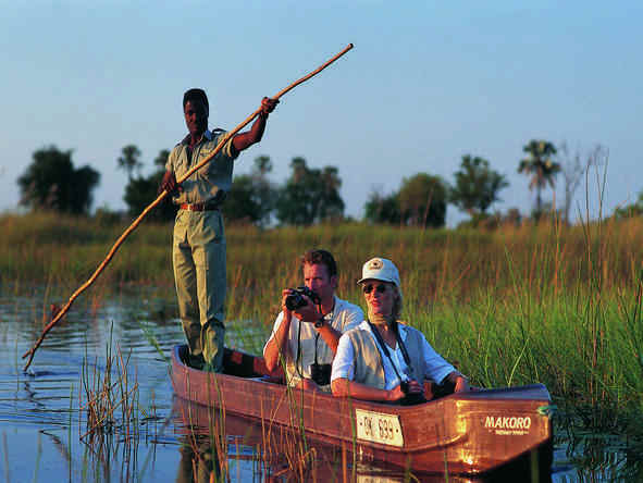 Luxury South Africa by Rail & Botswana Safari