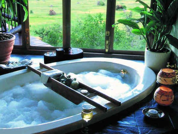 Tshukudu -  bubble bath
