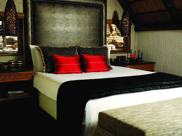 Tshukudu - bedroom