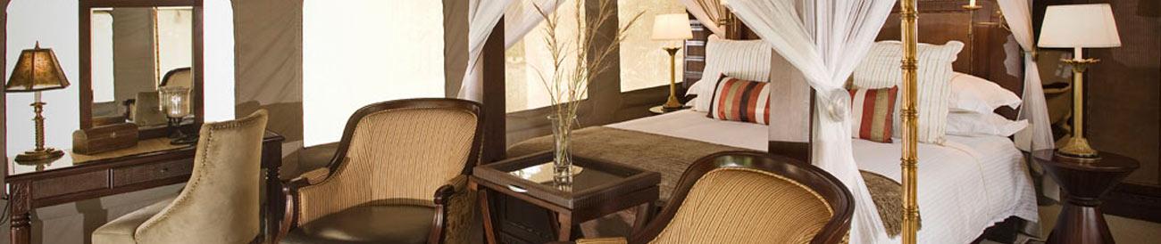 Selous Luxury Camp