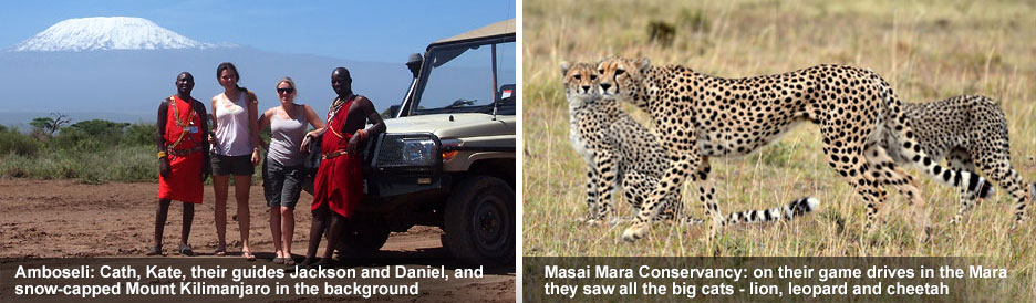 On Safari in Kenya and Tanzania - blog1