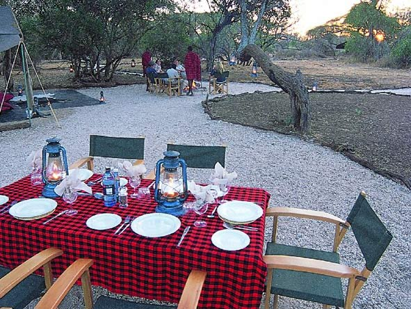 Porini Camps Safari