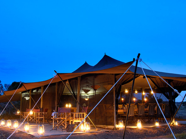 Big Five Porini Camps Safari