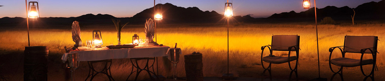 Luxury Fly-In Namibian Honeymoon