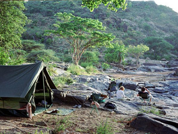Scenic Samburu Adventure Safari