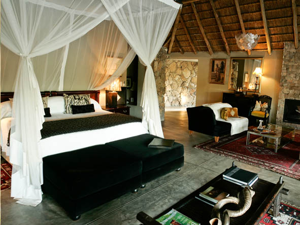 Chitwa Chitwa Game Lodge - Room
