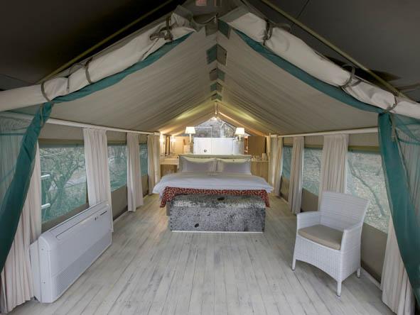 Kapama Karula - Tent