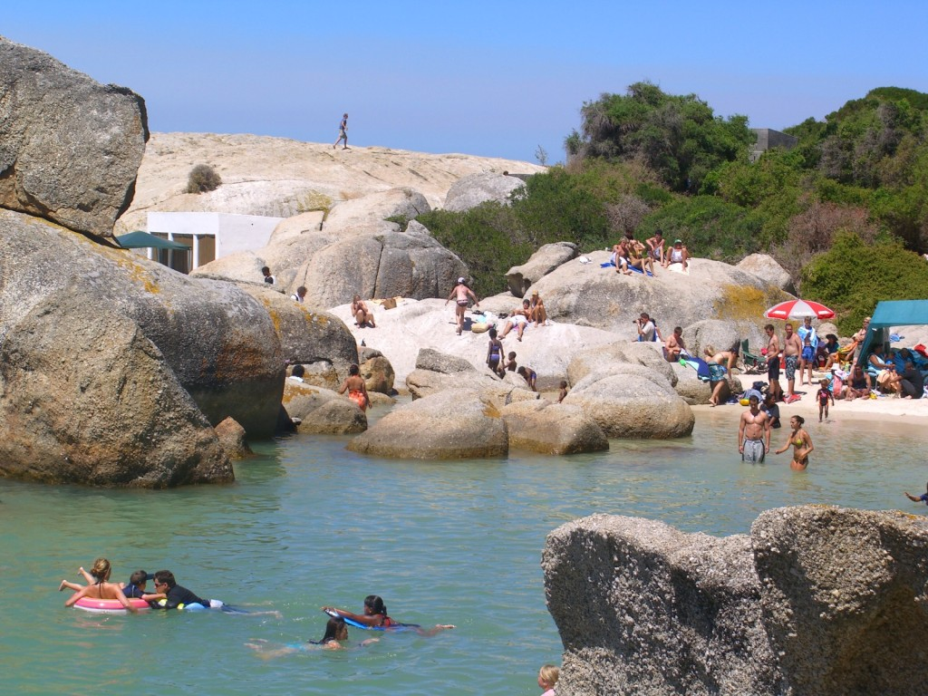 Boulders Beach - great with families