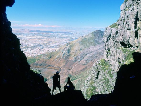 Table Mountain - great for hiking