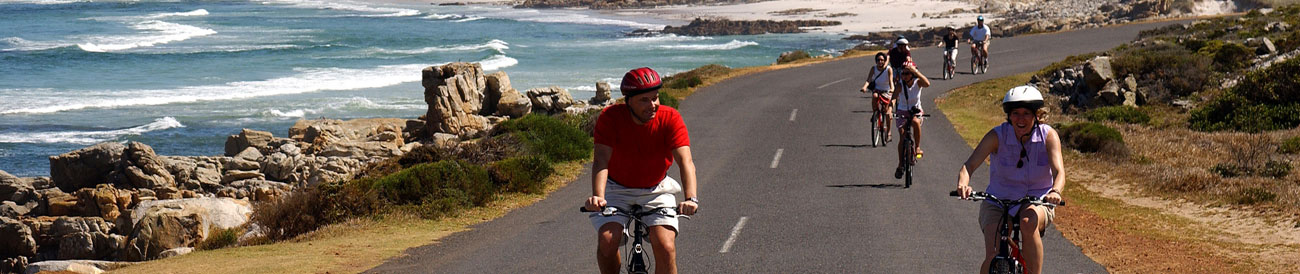Cape Point - cycling through the reserve
