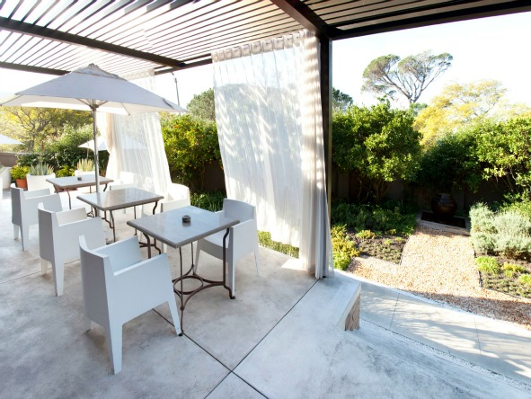South Africa for the connoisseur - Kensington Patio & Garden