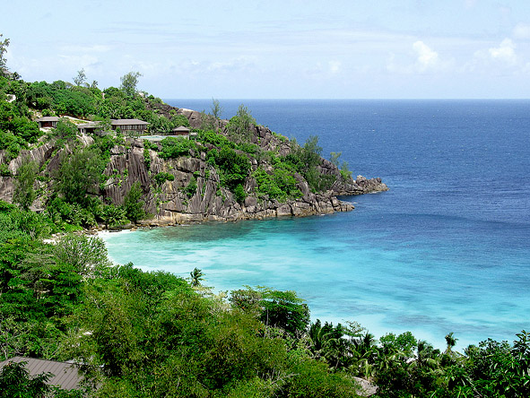 Seychelles Island Honeymoon Retreat - Natural surroundings