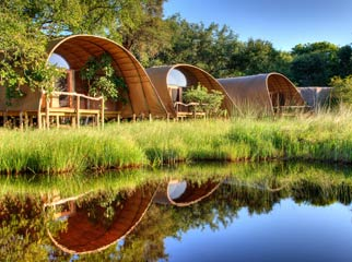 Botswana Seasonal Guide - a variety of accommodation to suit all seasons