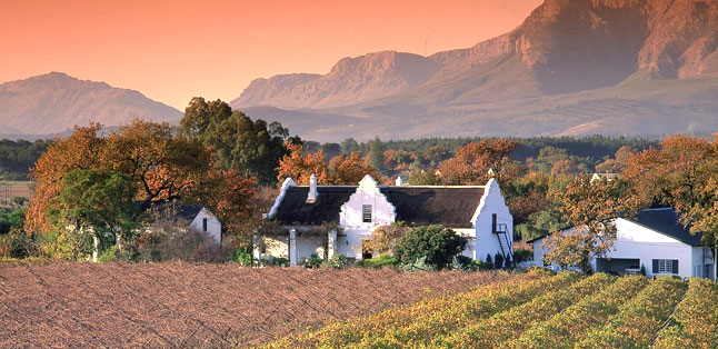 Romantic Escapes - a beautiful afternoon in the Cape Winelands