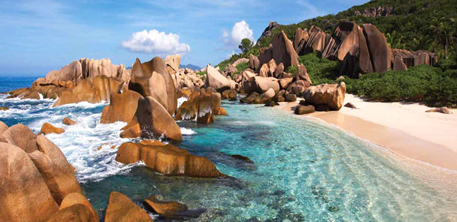 Romantic Escapes - a private island in the Seychelles