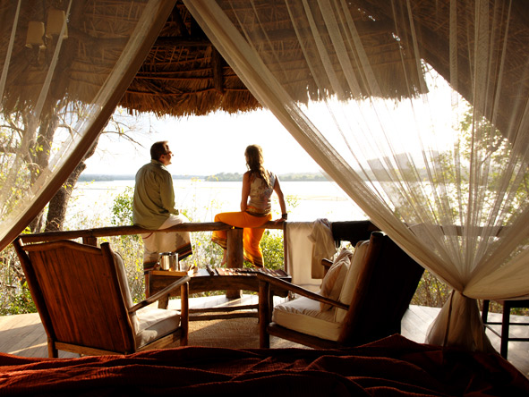 Selous Safari & Island Escape - Incredible river views