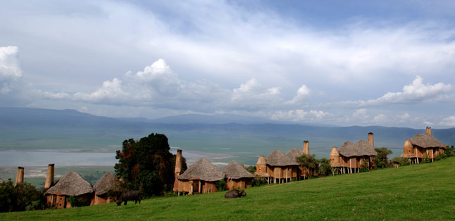 Our Latest Travels East Africa - Ngorongoro Crater Lodge