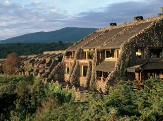 Our Latest Travels Kenya & Tanzania - Ngorongoro Serena Lodge