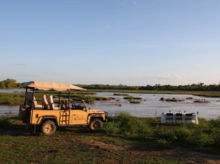 The Road Less Travelled - the Selous is one of Tanzania's more remote parks