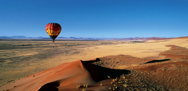 Top Tips - Hot air ballooning is one of the most popular adventure activities