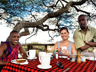 Top Tips - book your safari with an Expert advisor, you'll get the best advice!