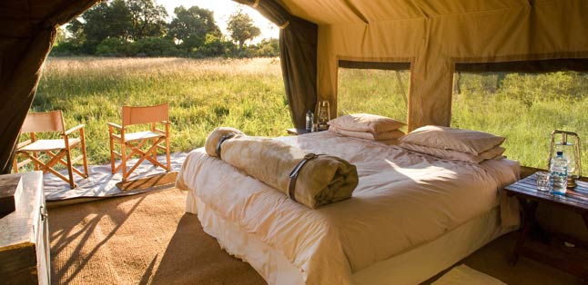Under Canvas - Chobe Under Canvas in the Chobe National Park