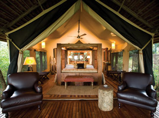 Under Canvas - Kitchwa Tembo Bateleur Camp in the Masai Mara