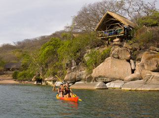 Under Canvas - Kaya Mawa on Mumbo Island, Lake Malawi