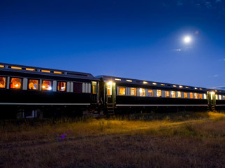 Victoria Falls Activities - Indulge yourself with a luxurious Rovos Rail trip to or from Victoria Falls