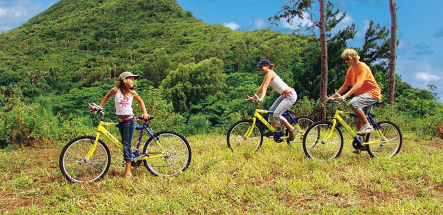 Teens in Africa - Activities that can be enjoyed by the whole family are ideal for teens