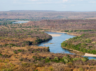 Where to Safari - the Selous in Tanzania offers incredible wilderness scenery & a remote location