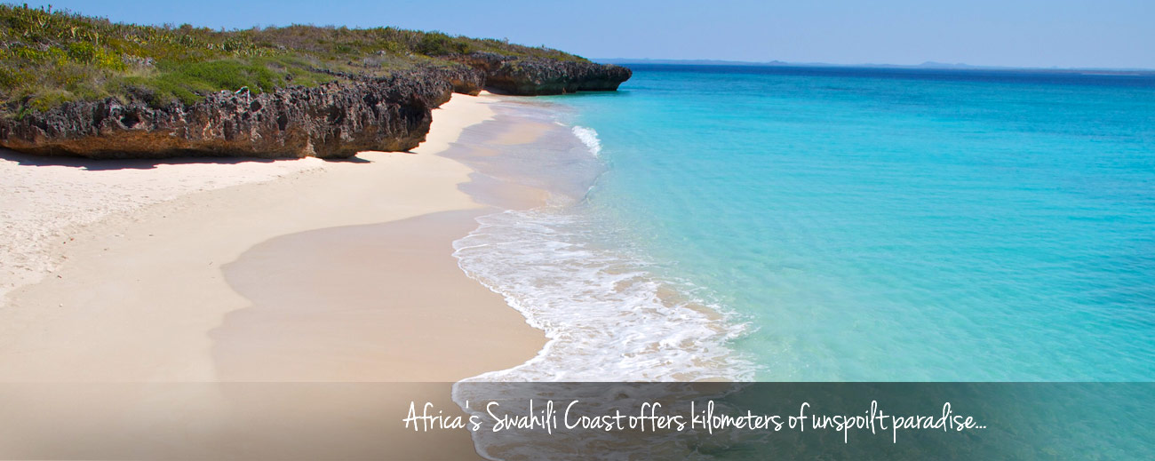 The Big Escape - the beautiful Swahili Coast